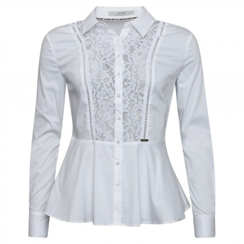GUESS - Camicetta in pizzo