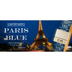 IL CENTIMETRO -Bracciale Paris Blue