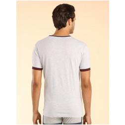 GUESS - T/Shirt mezzamanica bianca