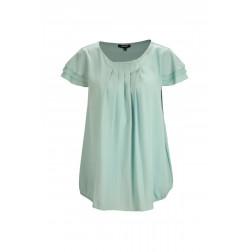 DENNY ROSE - Blusa plissé