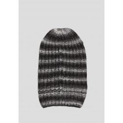 ANTONY MORATO - Cuffia degrade in maglia nera