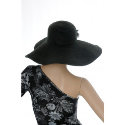 RINASCIMENTO - Cappello falde rose