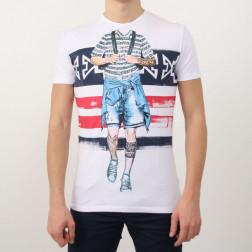 ANTONY MORATO - T-shirt stampa frontale