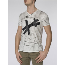 ANTONY MORATO - T-shirt scollo a v