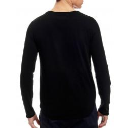 GUESS - T-shirt manica lunga