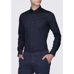 ANTONY MORATO - Camicia stretch con nastrino interno