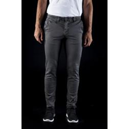 BOMBOOGIE - Pantalone modello chino