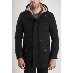 CENSURED - Parka con pelliccia interna