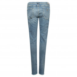 GUESS - Jeans skinny con pizzo