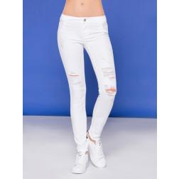MET - Pantalone con rotture