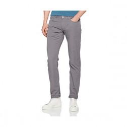 ARMANI JEANS - Pantalone 5 tasche grigio