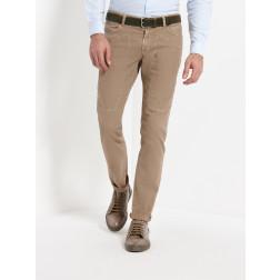 JECKERSON - Pantalone con toppa texture