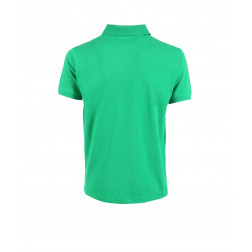 REFRIGIWEAR - Polo con logo verde