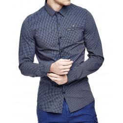 GUESS - Camicia manica lunga
