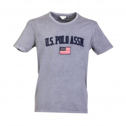 U.S. POLO ASSN - T-shirt patch logo tee