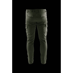 BOMBOOGIE - Pantalone tasche cargo