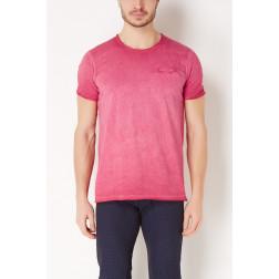 GAUDI JEANS - T-shirt con taschino