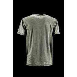 BOMBOOGIE - T-shirt fiammata