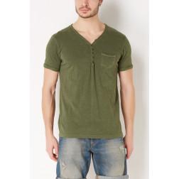 GAUDI JEANS - Tshirt con taschino