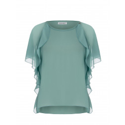 RINASCIMENTO - Blusa con voulant