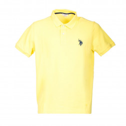 U.S. POLO ASSN - Polo piquet in puro cotone