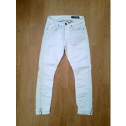DISPLAJ - Pantalone tessuto gabardine