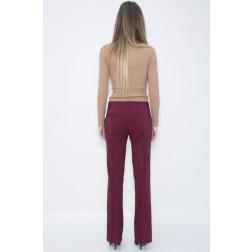 KONTATTO - Pantalone zampetta