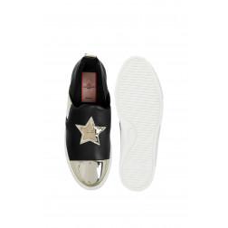 ELISABETTA FRANCHI - Sneakers con stella SA09S76E2