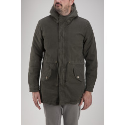 CENSURED - Parka in cotone
