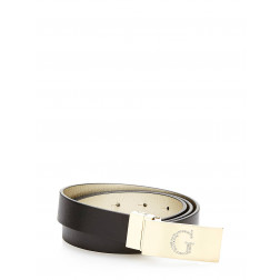 GUESS - Cintura placca logata