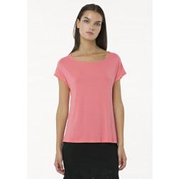 FRACOMINA - T-shirt tinta unita