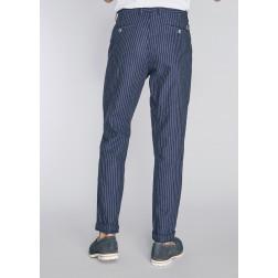 GAUDI JEANS - Pantalone a righe
