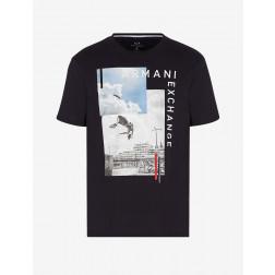 ARMANI EXCHANGE - T-shirt 6GZTBB ZJH4Z 1200