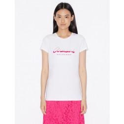 ARMANI EXCHANGE - T-shirt 6GYTAQ YJC7Z 1000