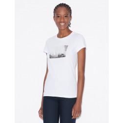 ARMANI EXCHANGE - T-shirt 8NYTDL YJ73Z 6110