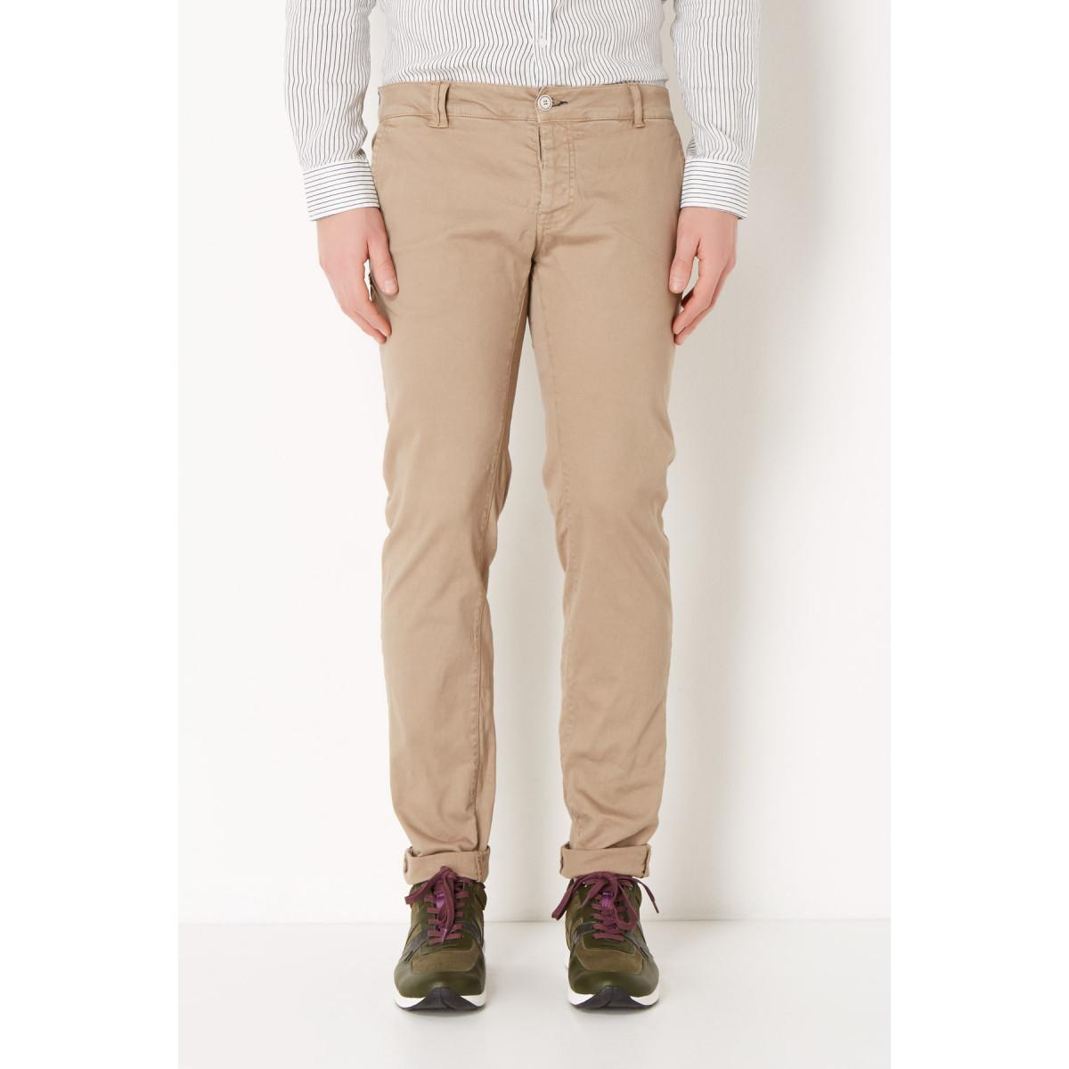 9691972cc97b GAUDI JEANS - Pantalone modello chino - MAN - Gruppo CAT Shop Online