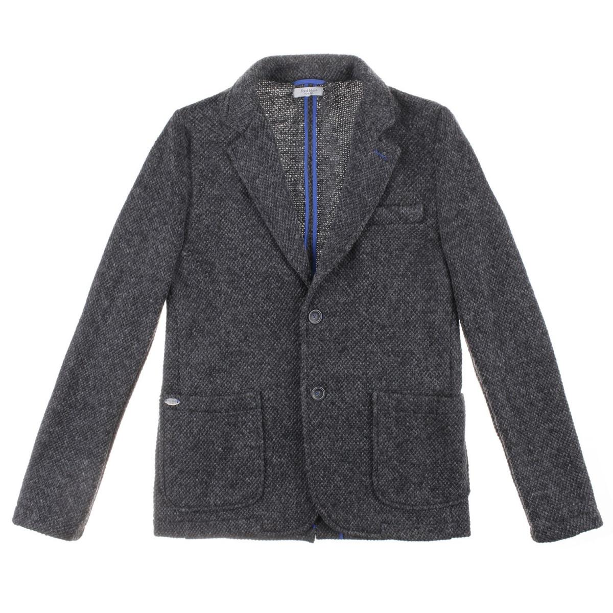 7ebdc1dd68a68 FRED MELLO - Giacca in misto lana - Jacket - Outerwear - MAN ...