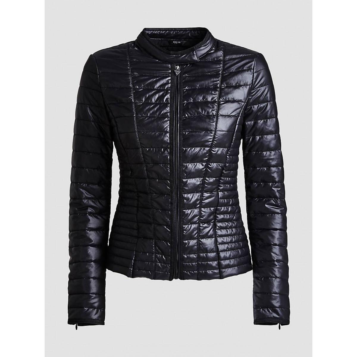 sale retailer 452b7 7a064 GUESS - Piumino W91L48 WBAD0 JBLK - Down Jackets - Outerwear ...