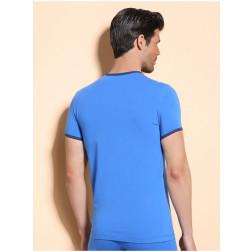 GUESS - T/Shirt mezzamanica stretch