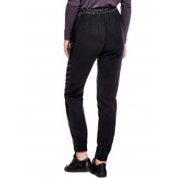 GUESS - Pantaloni inserti spalmati