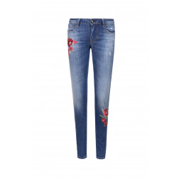 GUESS - Jeans ricamato