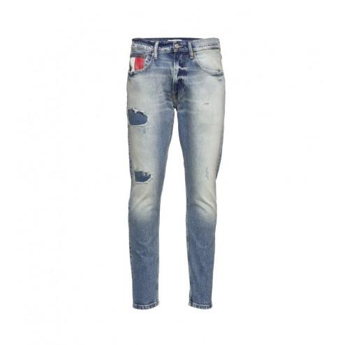 TOMMY HILFIGER - Jeans cropped Art. DM07337 1AB