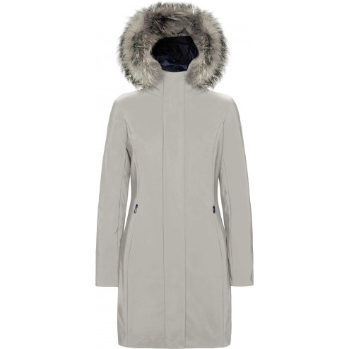 RRD - Giubbotto Winter Long Fur W20501FT 83 WINTER LONG LADY FUR
