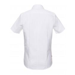 BLAUER - Camicia popeline classic / 100