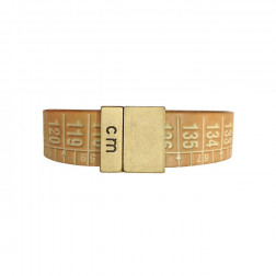 IL CENTIMETRO - Bracciale Egyptian Brown