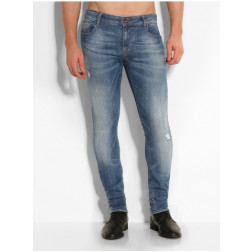GUESS - Jeans con rotture