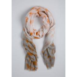 ANTONY MORATO - Sciarpa in viscosa stampa tie dye