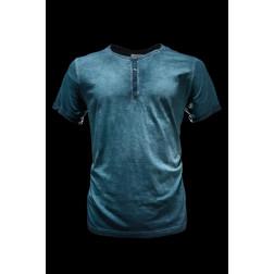 BOMBOOGIE - T-shirt con bottoni
