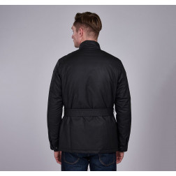 BARBOUR - Jacket International Waxed Sl MWX1711 MWX BK71