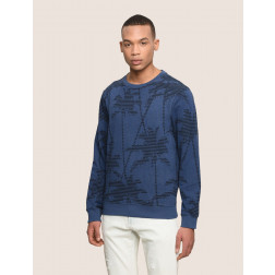 ARMANI EXCHANGE - Felpa girocollo